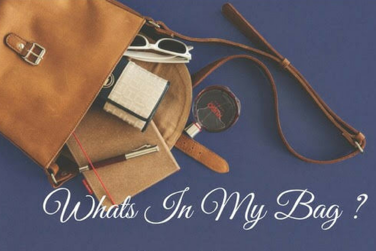 Whats In My Bag # 2