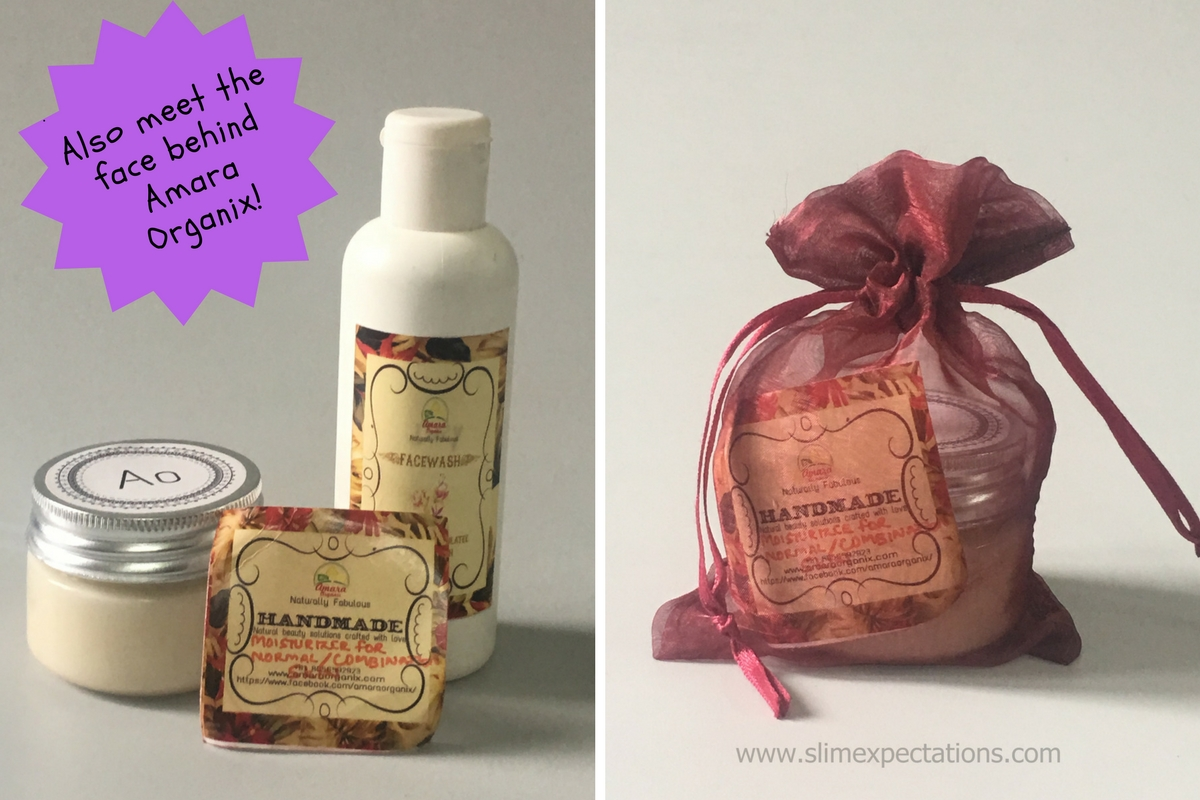 Review Of Amara Organix & A Chat With Meharr