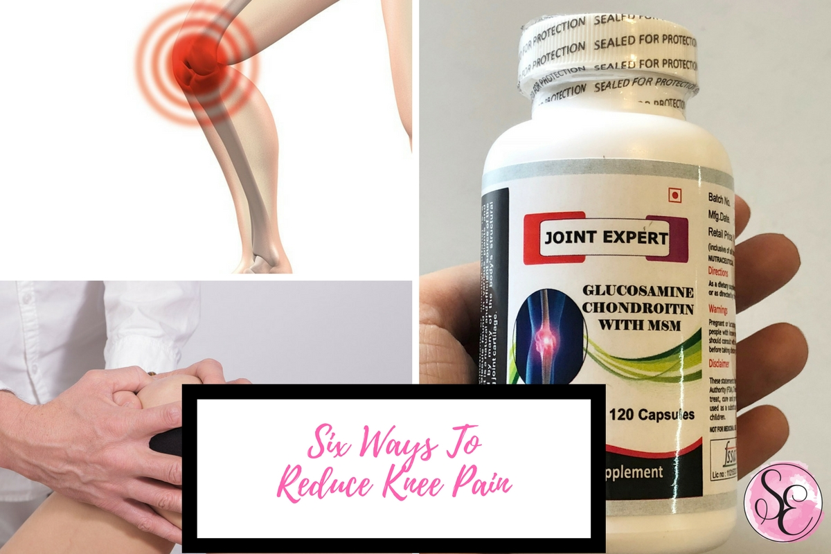 Knee pain: Methods to reduce them and relieve pain