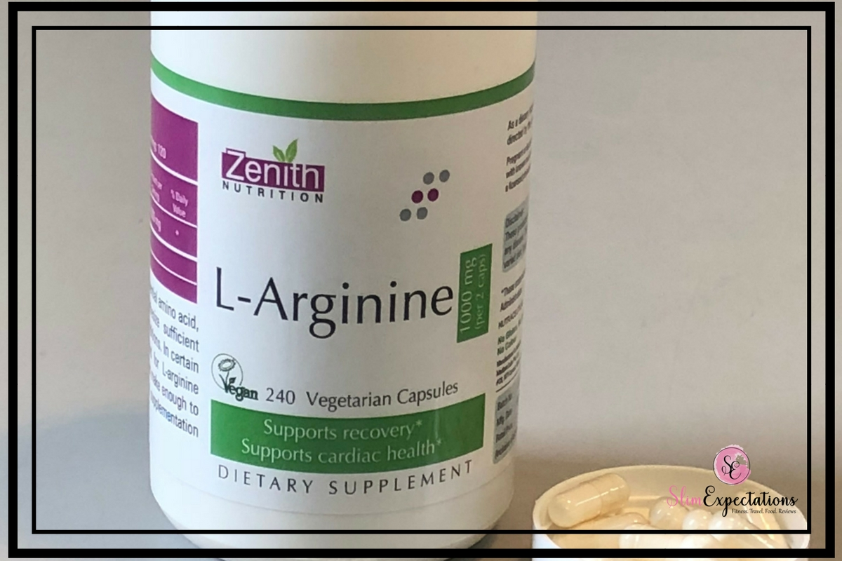 L-Arginine capsules for good health