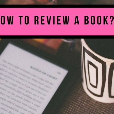 How to review a book?