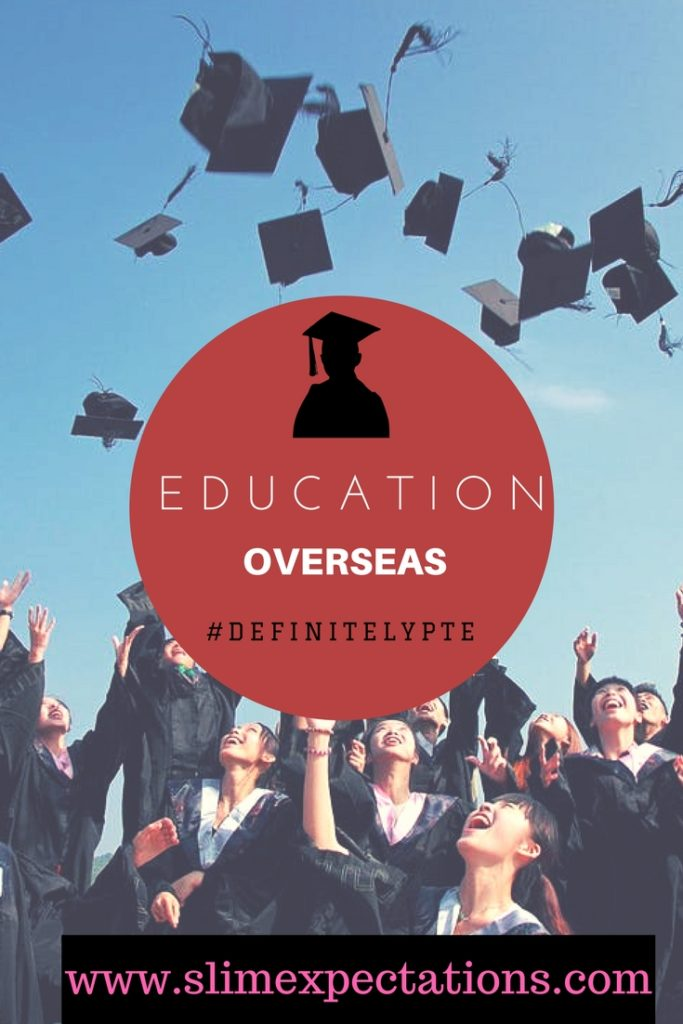 how to mkae your education overseas easier