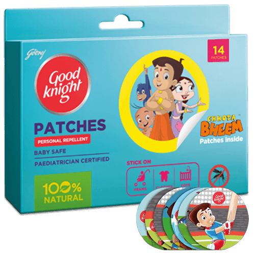 Bug Repellent Patches