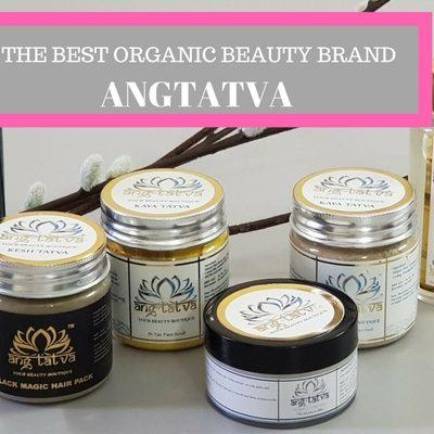 The Best Organic Beauty Brand – AngTatva