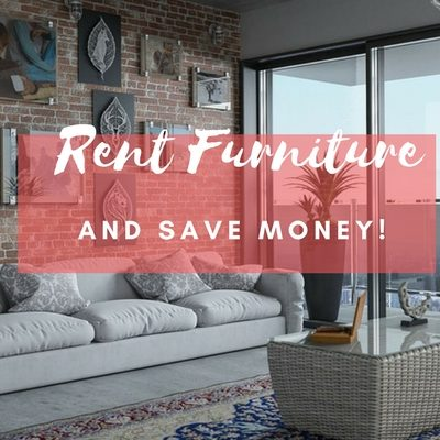 Rent Furniture & Save Money To Travel The World
