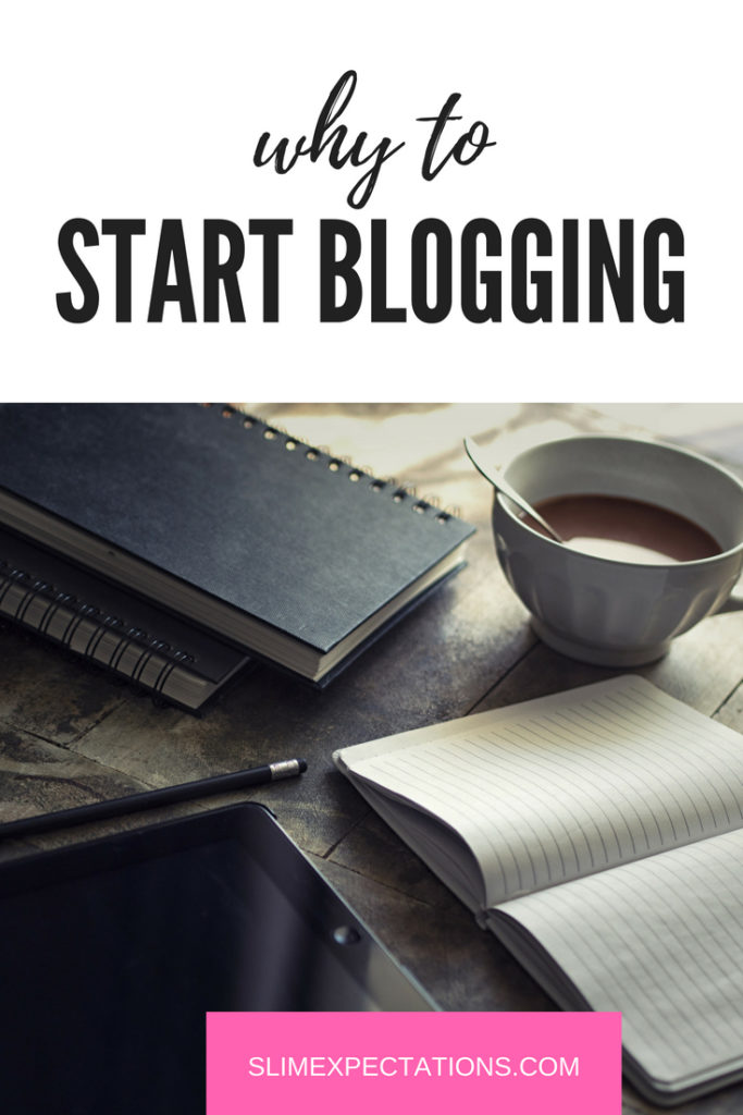 How Blogging Has Changed My life For The Better