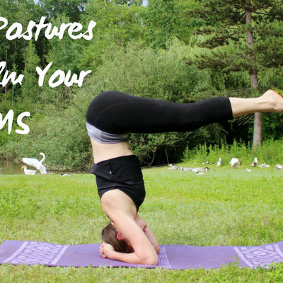 3 Kickass Yoga Postures To Calm Your PMS