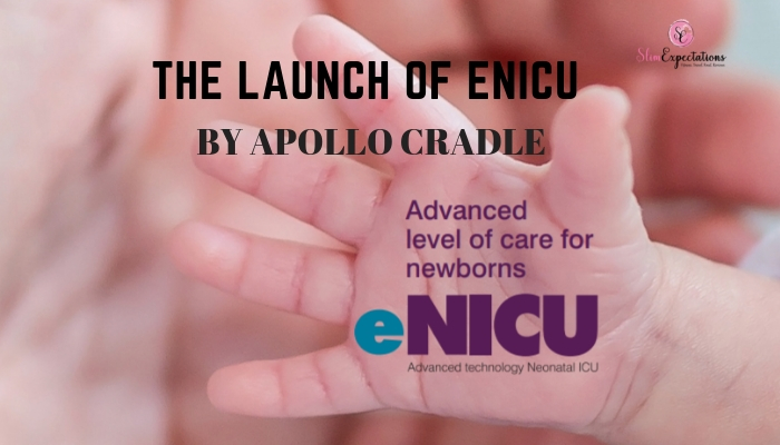 The launch of eNICU By Apollo Cradle