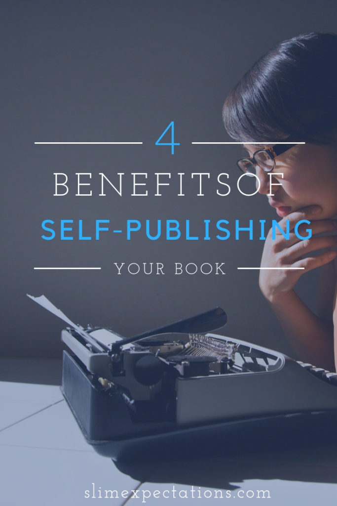 Tips for being a self-published author on Amazon for your books. #online #onlinebusiness #onlinemarketing #blogger #BookMarketing #Publishing #SelfPub#Amazon #eBook #SlimExpectations