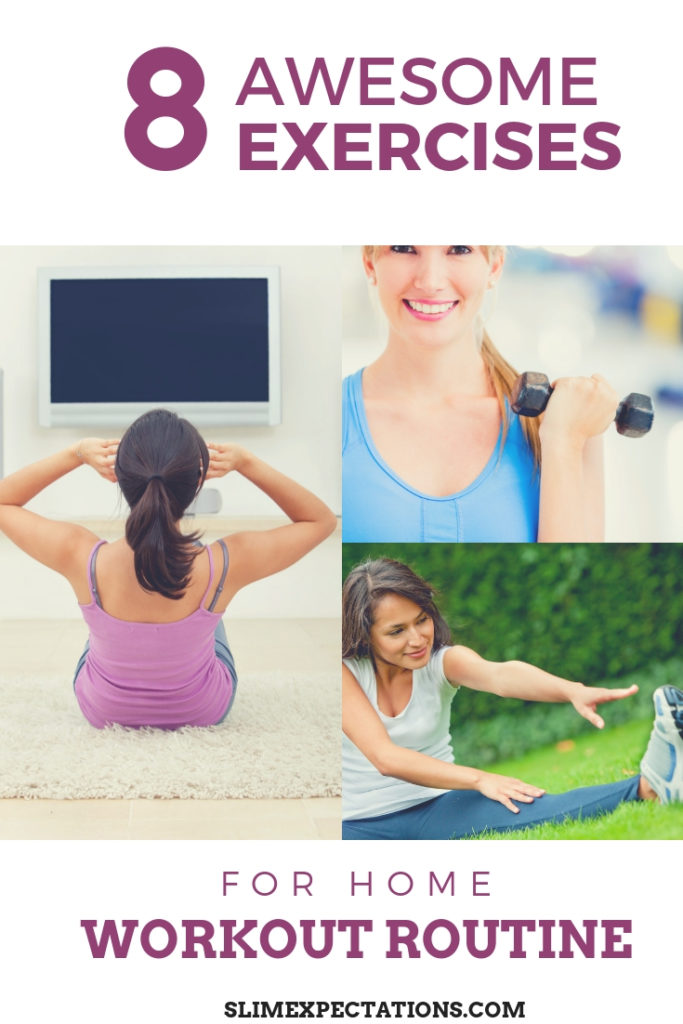 Full body Home workout routine for beginners which will help in weight loss #fatloss #weightwatchers #workout #fatburning #healthylifestyle #workout #workoutforwomen #exercise #exercisefitness #flatbelly #SlimExpectations