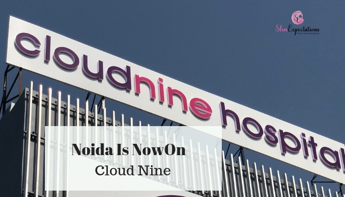 The launch of cloud nine  in Noida – Mother And Child Hospital