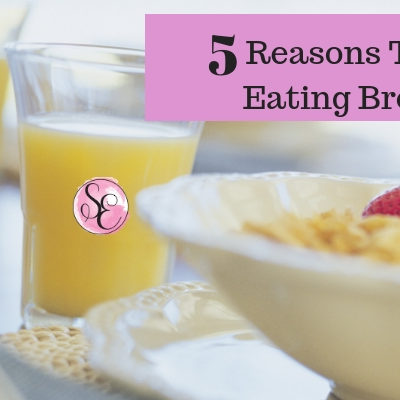 Top Reasons Why Breakfast Is Important And Should Not Be Skipped