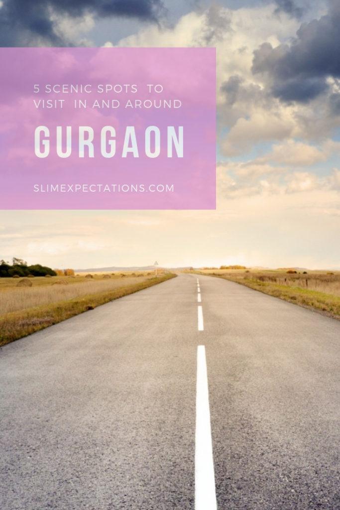 Places to visit near Gurgaon #Gurgaon #Gurgaonspots #weekendtravel #travel
