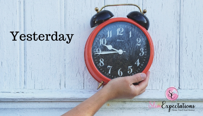 SELF LOVE Y- Yesterday  A TO Z CHALLENGE #ATOZCHALLENGE