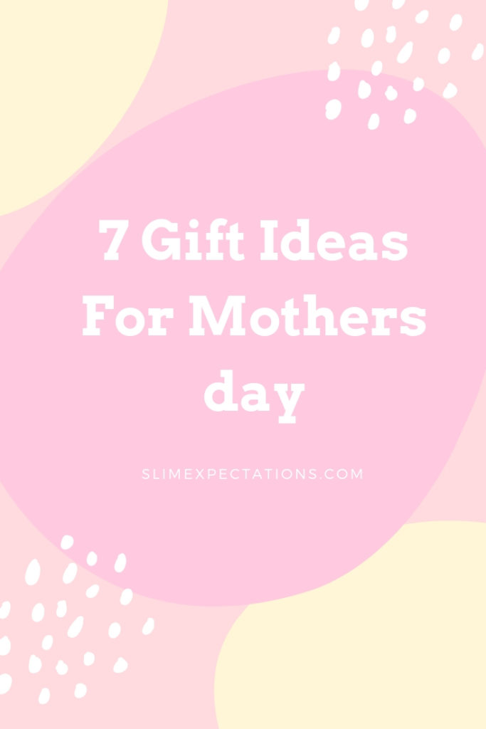 Mothers day gift ideas from kids #mothersday #mothersdaygifts #motherhoodunplugged #slimexpectations