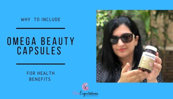 Multiple Reasons To Include Omega Beauty Capsules For Health Benefits